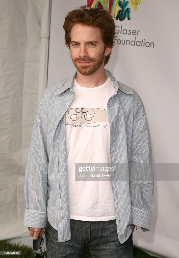 Seth Green during 'A Time for Heroes' Carnival Hosted By Disney Arrivals at Wadsworth Theater in Westwood California United States