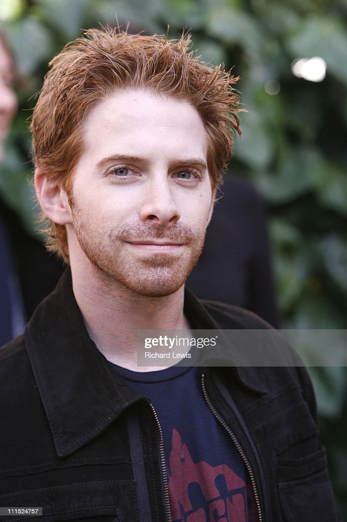 Seth Green during Amnesty International's 'The Secret Policeman's Ball' Press Conference at The Drill Hall in London Great Britain
