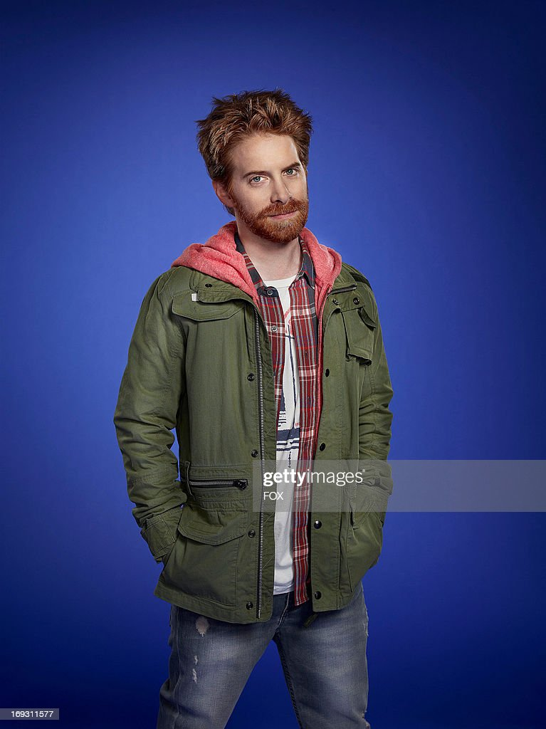 Seth Green stars in the new multicamera comedy DADS premiering this fall on FOX