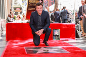 Seth MacFarlane Honored With Star On The Hollywood Walk...