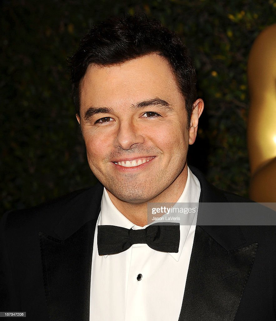 Seth MacFarlane attends the Academy of Motion Pictures Arts and Sciences' 4th annual Governors Awards at The Ray Dolby Ballroom at Hollywood & Highland Center on December 1, 2012 in Hollywood, California.