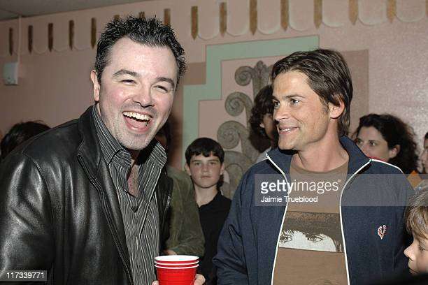 Seth Macfarlane Stock Photos and Pictures | Getty Images