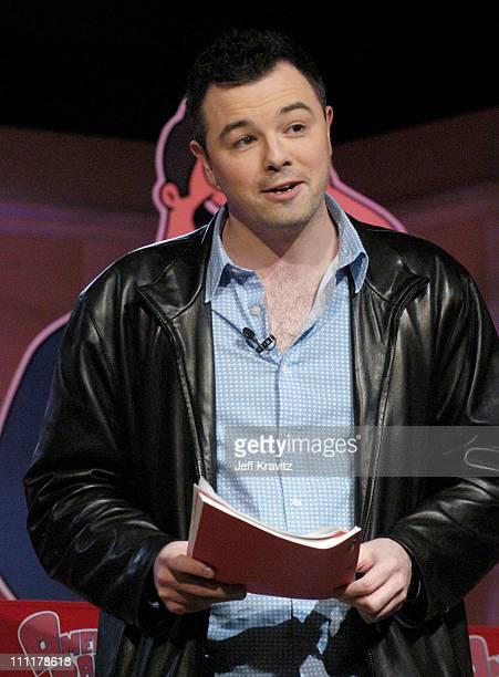 Seth MacFarlane creator during US Comedy Arts Festival 2005 'American Dad' at St Regis Hotel in Aspen Colorado United States