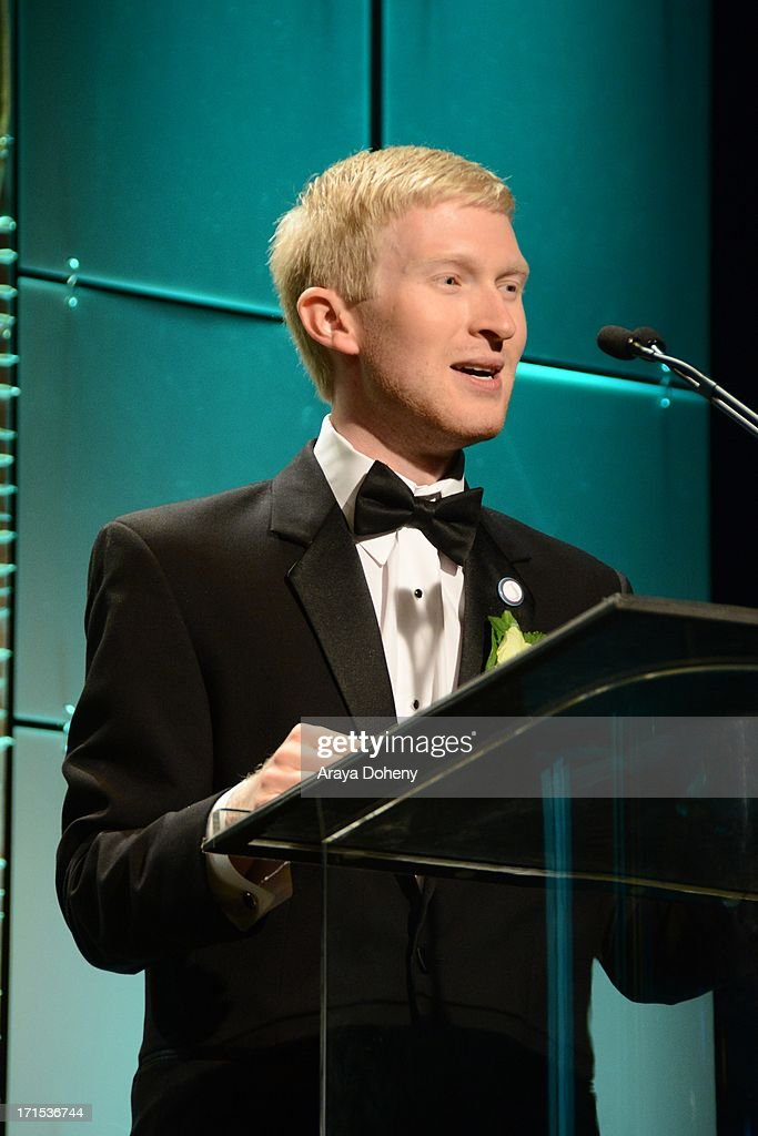 Seth Maxwell at The Thirst Project 4th annual gala and performance at The Beverly Hilton Hotel on June 25, 2013 in Beverly Hills, California.