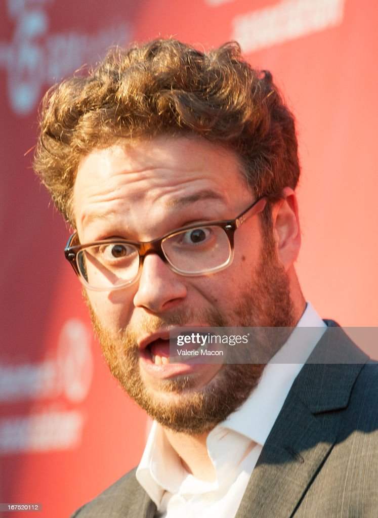 <a gi-track='captionPersonalityLinkClicked' href=/galleries/search?phrase=Seth+Rogen&family=editorial&specificpeople=3733304 ng-click='$event.stopPropagation()'>Seth Rogen</a> arrives at the 2nd Annual Hilarity for Charity Event at Avalon on April 25, 2013 in Hollywood, California.