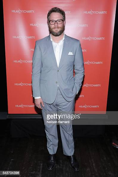 Seth Rogen attends HFC NYC presented by Hilarity for Charity at Highline Ballroom on June 29 2016 in New York City