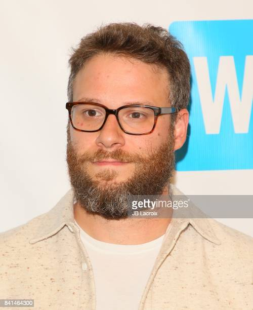 Seth Rogen attends the Premiere of And Action's 'Dumpster Diving' at Cinemark Playa Vista on August 31 2017 in Los Angeles California