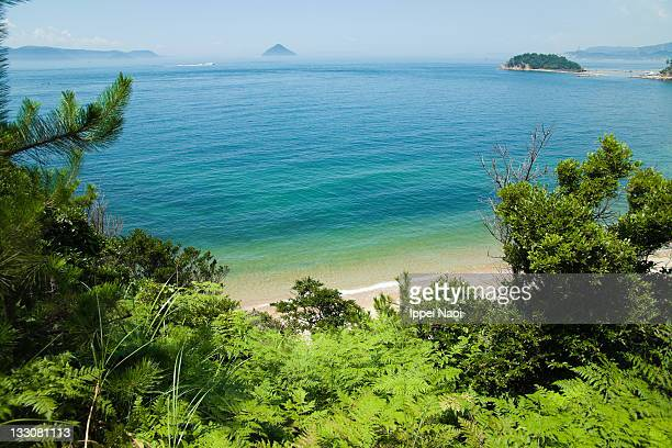 Seto Inland Sea inJapan