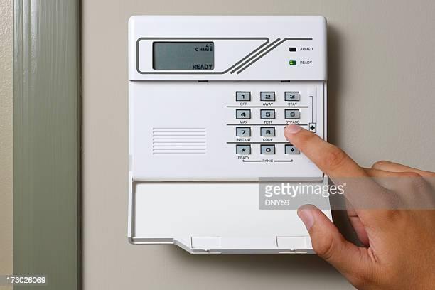 Setting Alarm