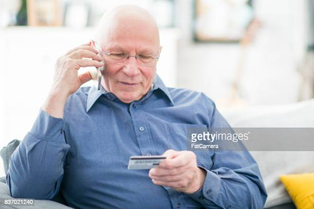 Setting Up Credit Card
