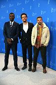 """Marighella"" Photocall - 69th Berlinale International..."
