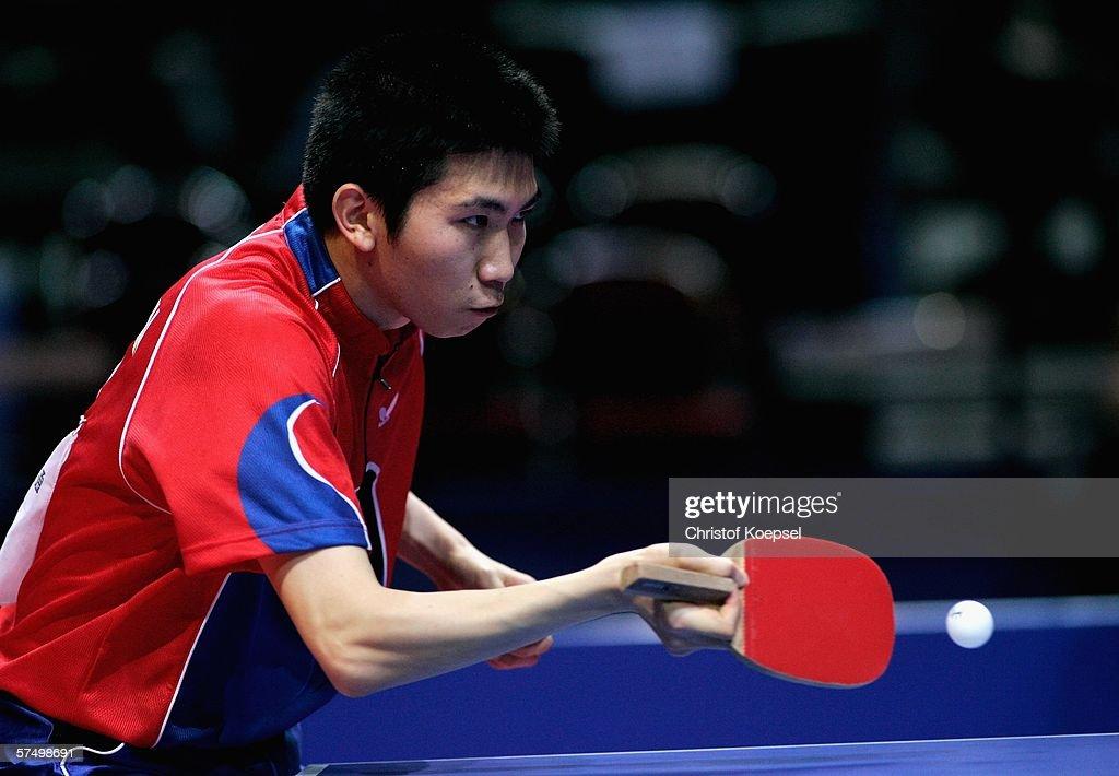 2006 Liebherr World Team Table Tennis Championships Day 7
