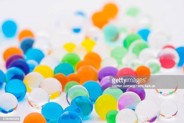 Seven Color Crystal Bolls