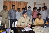 Seven persons were arrested by Ghaziabad crime branch who were allegedly involved in Rs 24 lakh robbery at Sahibabad last week from a businessman on...