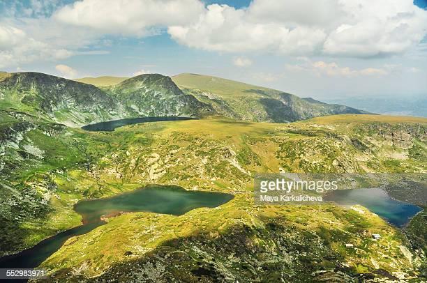 Seven Rila Lakes, Europe, Bulgaria