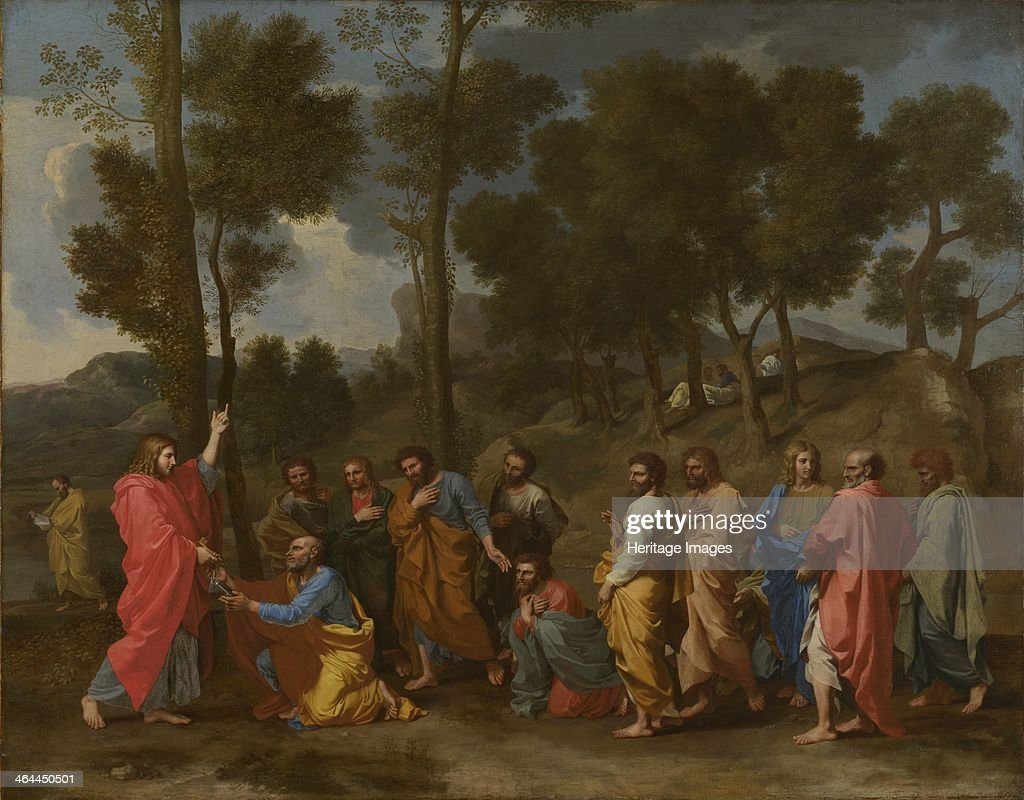 Ordination ca 16371640 Found in the collection of the National Gallery London