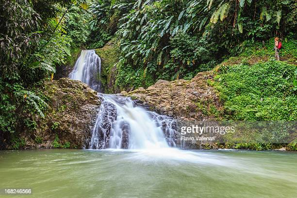 Seven Sisters Falls, Grenada W.I.