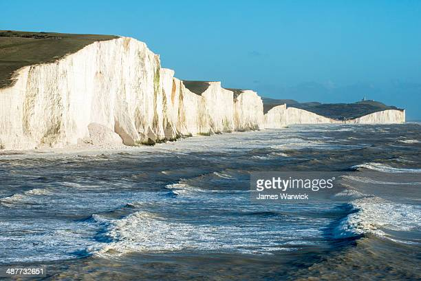 Seven Sisters from Cuckmere Haven