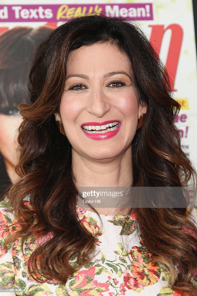 Seventeen Editor-in-Chief Ann Shoket attends the Seventeen Magazine Luncheon Honoring 'Pretty Amazing' Finalists at Hearst Tower on June 27, 2013 in New York City.