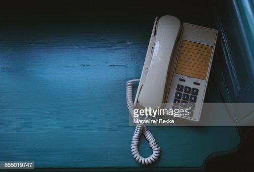 Seventies telephone