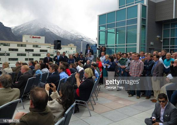 Several hundred people gathered at the Provo Convention Center to announce that the city has been chosen as the third city in the country to get...