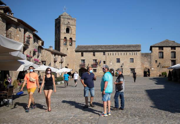 ESP: Masks Are Mandatory In Aragon