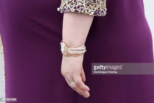 Severine Caneele attends the 'Rodin' photocall during the 70th annual Cannes Film Festival at Palais des Festivals on May 24 2017 in Cannes France
