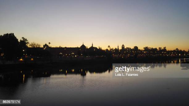 Sevilla sunrise