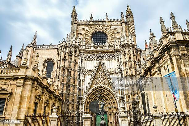 Extérieur de la cathédrale de Séville