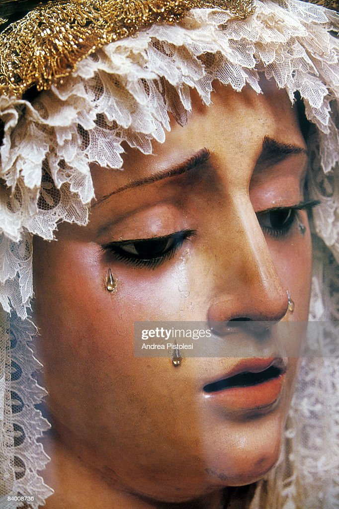 Seville Holy Week : Stock Photo