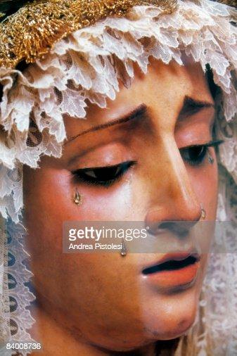 Seville Holy Week : Stock Photo