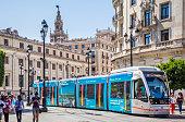 Seville MetroCentro tram