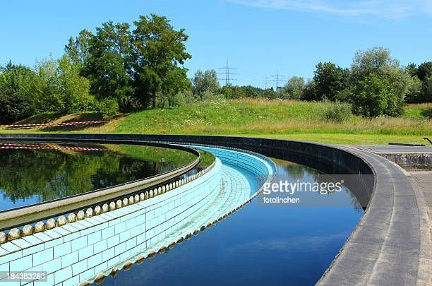 Sewage water treatment