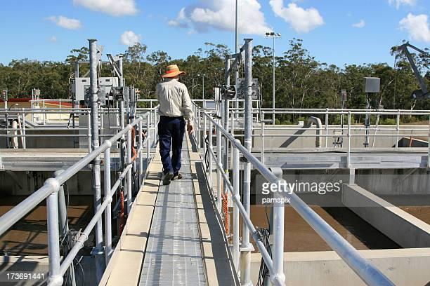 Sewerage Treatment Plant