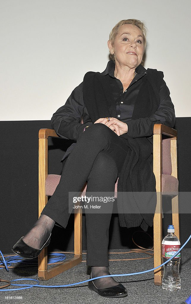 Sex surrogate Cheryl Cohen-Greene and subject of the film 'The Sessions' attends the 20th Century Fox Home Entertainment And American Cinematheque present A Screening Of 'The Sessions' at the Aero Theatre on February 12, 2013 in Santa Monica, California.