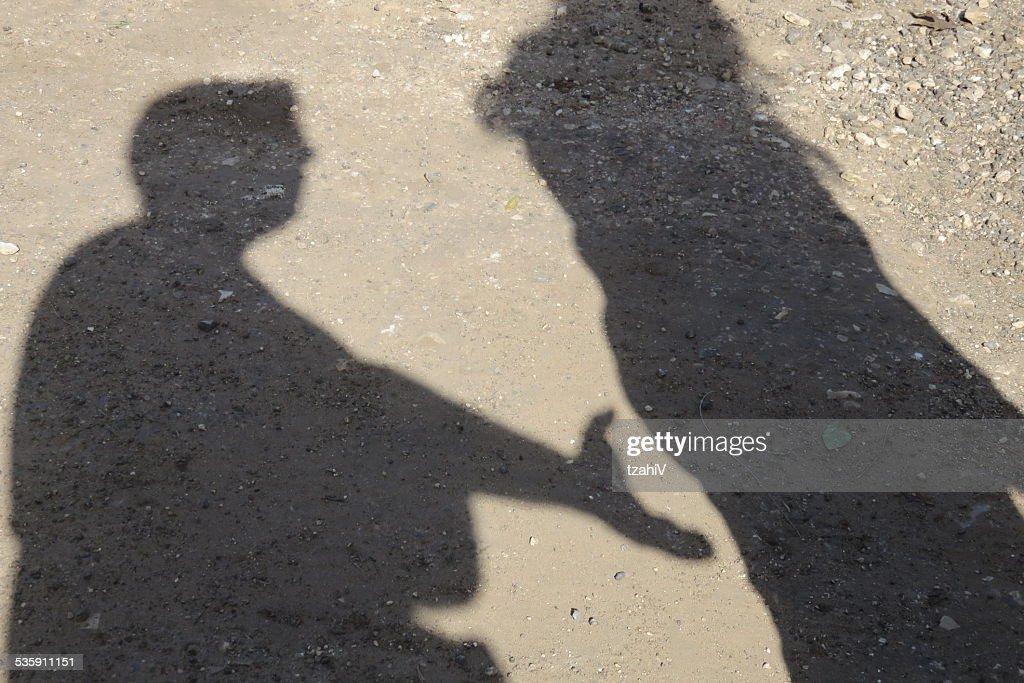 Violencia Sexual : Foto de stock