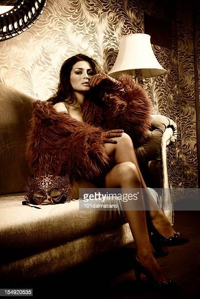 Sexy and elagant latina