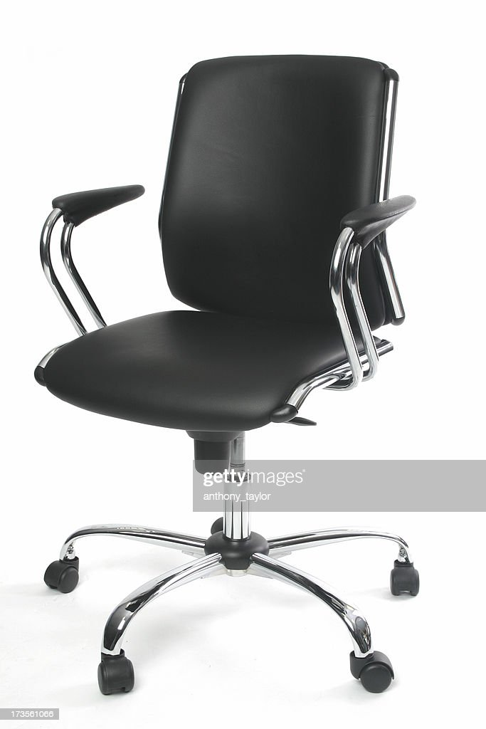 Sexy Black Chair 2