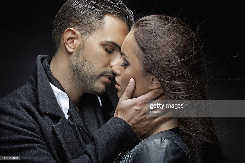Sexy Couple Kissing 31