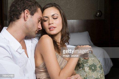 Sexy couple : Stock Photo