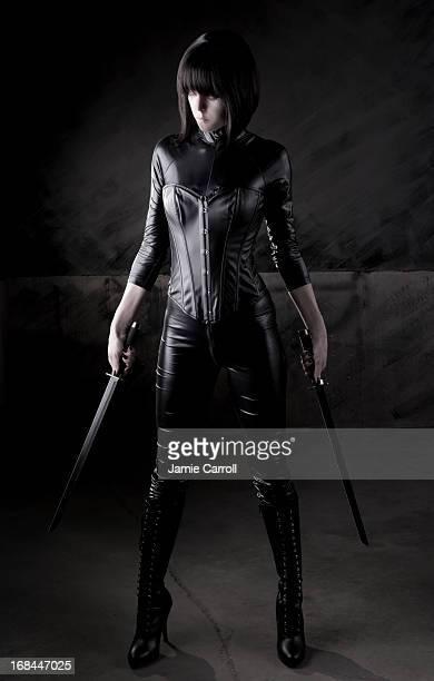 Sexy femmina serie assassin