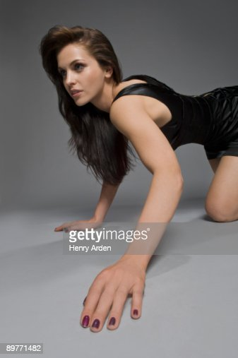 Woman Crawling 119