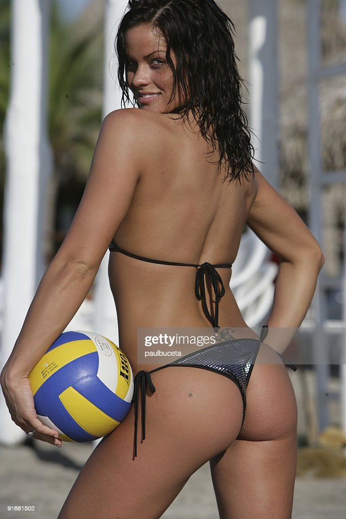 Girl beach volleyball sexy pictures