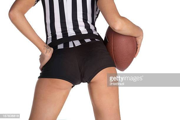 Sexy Football Referee Butt