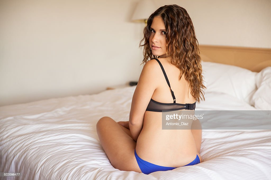 sexy girl in room