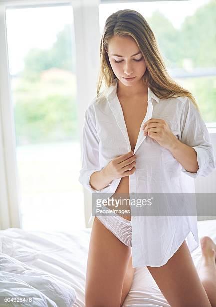 Sexy ist eine Einstellung