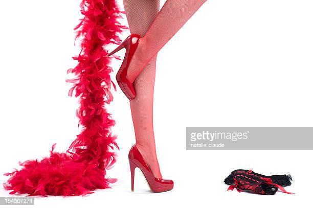 Sexy gambe