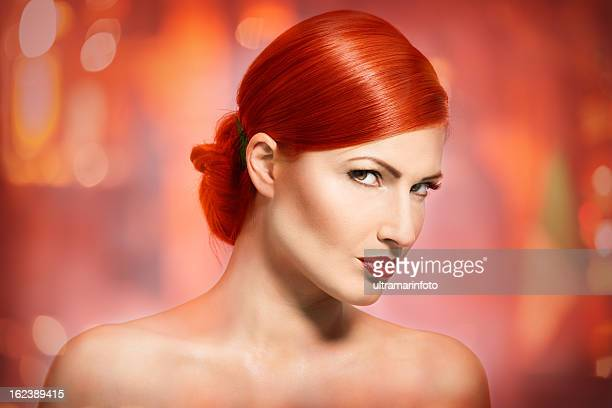 Sexy Cheveux roux