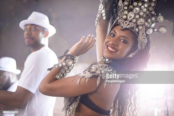 Sexy samba queen