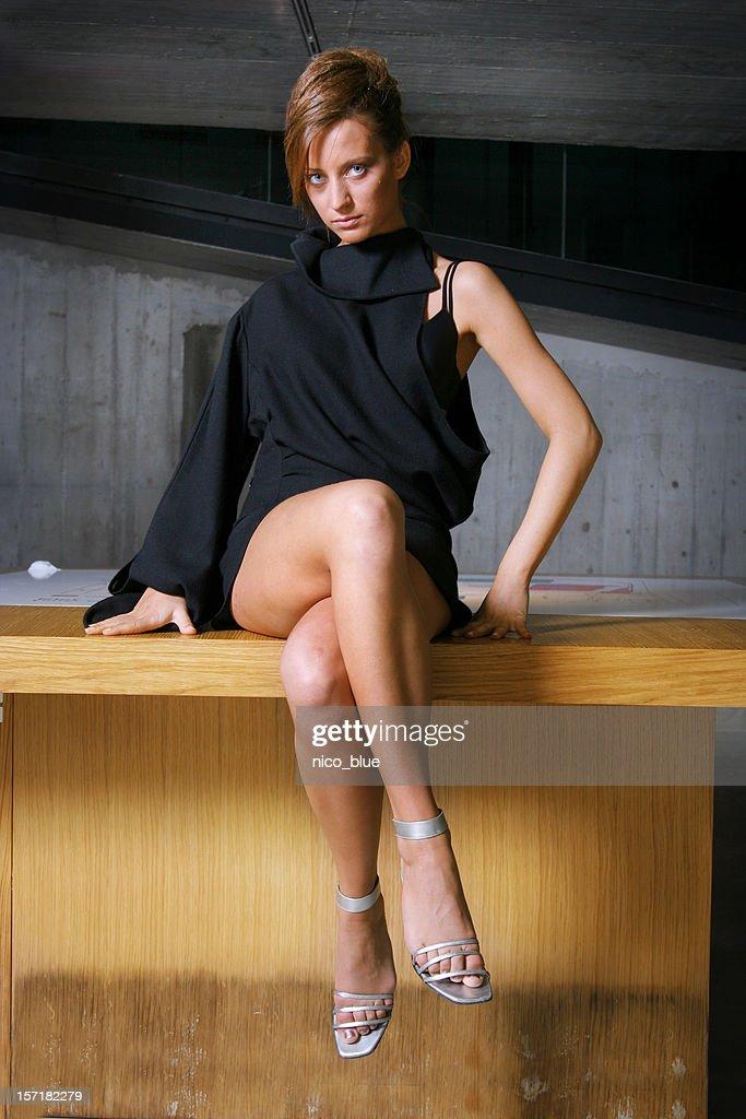 Secretary Legs 27
